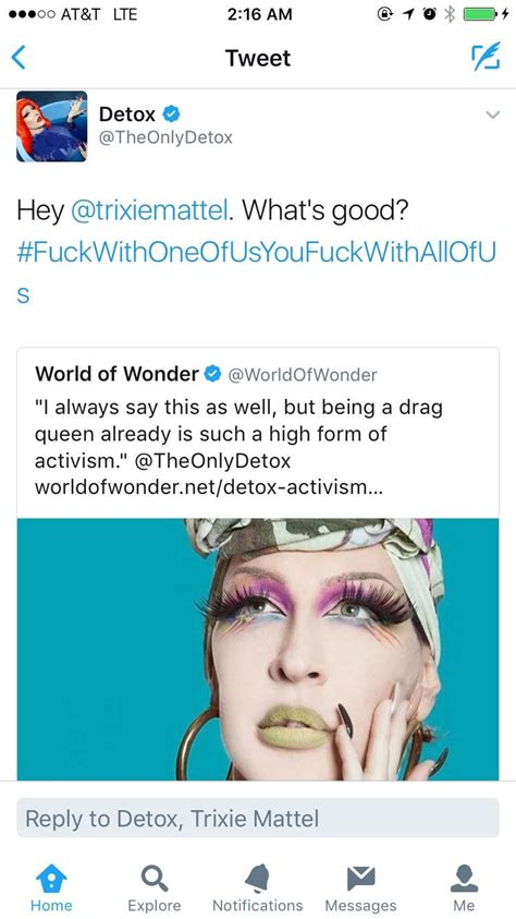 Best Detox For Reddit by Detox Has Had It Officially Rupaulsdragrace