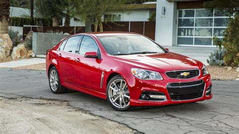 chevrolet ss sedan 2015 2015 chevy ss sedan review notes a stock car for the road