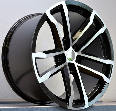 Mc 31638g 36b Wht 2010 current camaro zl1 style factory reproductions wheels