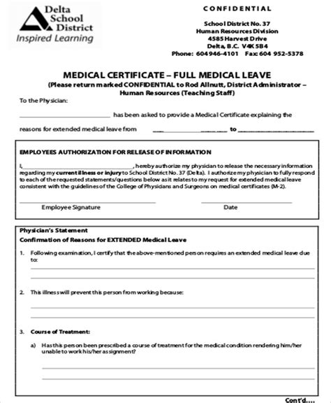 medical certificate model forest jovenesambientecas co