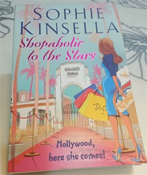 mini shopaholic shopaholic book 0552774383 book review shopaholic to the stars by sophie kinsella the bombay brunette