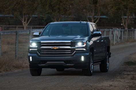 chevrolet 2018 chevy silverado 1500 diesel revealed