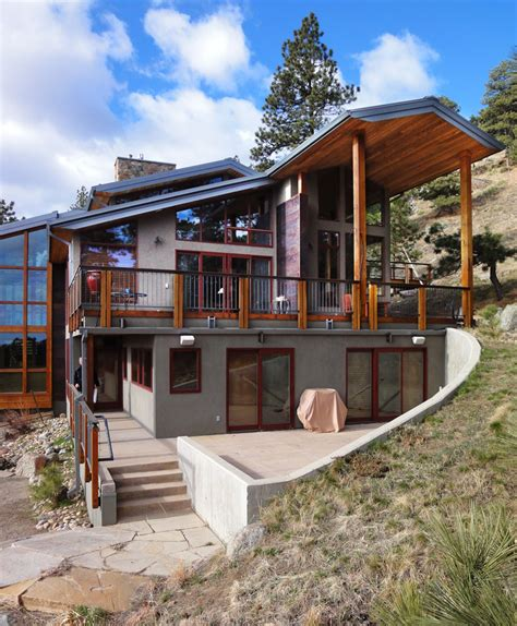 architects boulder co green mountain home gettliffe architecture boulder