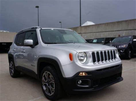 Jeep Westchester White Jeep Renegade Mitula Cars