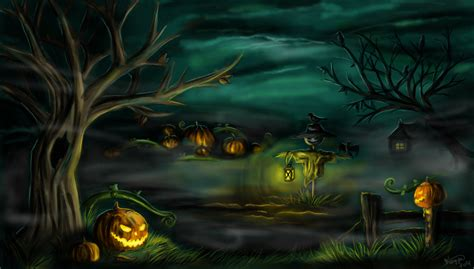 halloween  backgrounds wallpapers designbolts