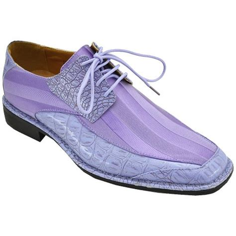buy expressions s 6446 dress shoes lavender purple in