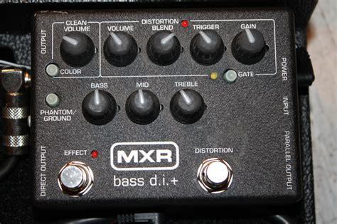 Mxr M80 Bass D I photo mxr m80 bass d i mxr m80 bass d i 65603