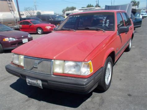 how can i learn about cars 1992 volvo 960 parking system sell used 1992 volvo turbo 940 no reserve in anaheim california united states