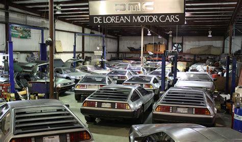 motor company delorean cars are coming back
