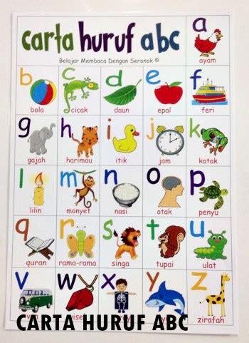 Abc Buku sm 01 kit seronok membaca seronoknya belajar sambil