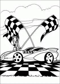 Hot Wheels Coloring Pages   ColoringPagesABC.com