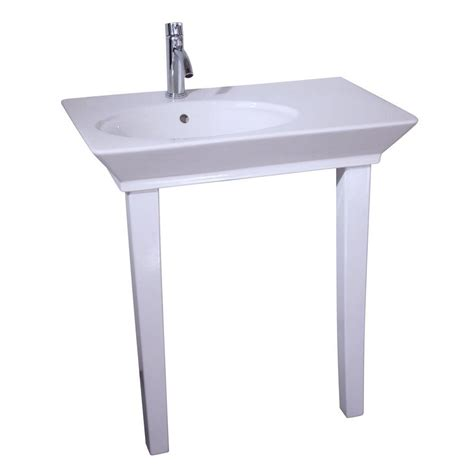 white bathroom table kingston brass washstand 30 in console table in carrara white with metal legs in