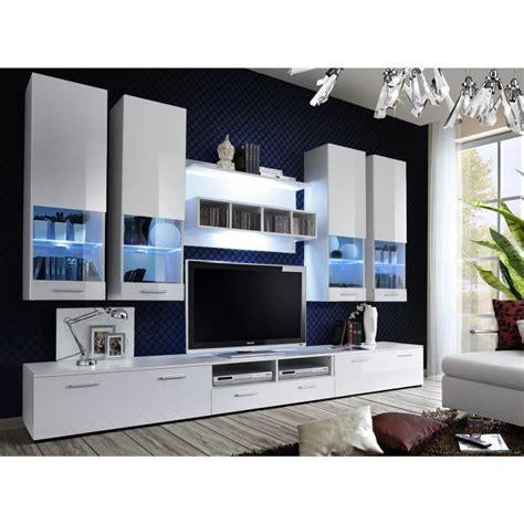 meuble de salon tv beta complet design led achat vente salon complet meuble de salon tv