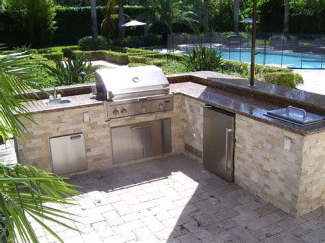 outdoor kitchen designs plans l shaped outdoor kitchen plans new interior exterior
