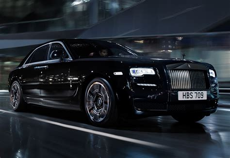 2016 rolls royce ghost black badge specifications photo