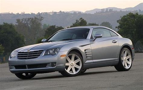 Chrysler Crossfire Images by 2005 Chrysler Crossfire Information And Photos Zombiedrive