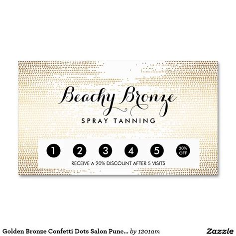 Spray Business Cards