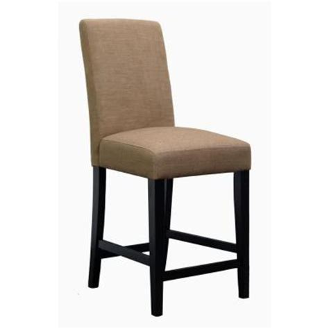 Parsons Counter Stools by Home Decorators Collection Parson Counter Stool C 2215 C Kd 2a B The Home Depot