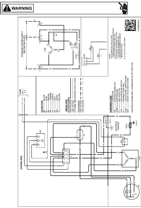 carrier package unit wiring diagram get free image about
