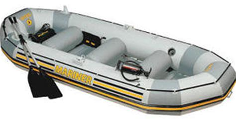 boat safety kit costco intex mariner inflatable boat review decent leisure raft