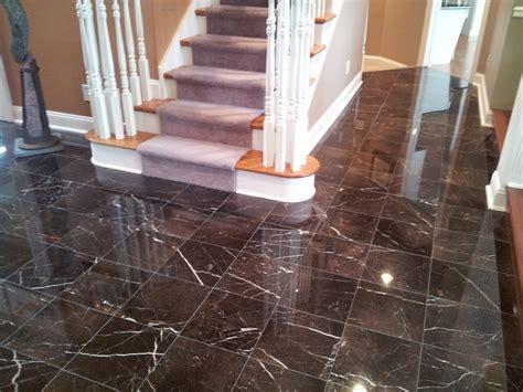 floor installation  marble floor installed