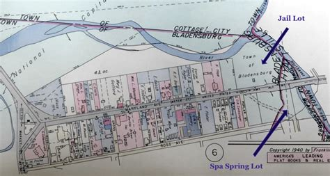 Prince George S County Property Records The Curious History Of Bladensburg S Spa History Sidebar