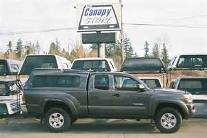 Toyota Tacoma Canopy by Fotos Leer Canopy Model 100r For Toyota Tacoma Silver