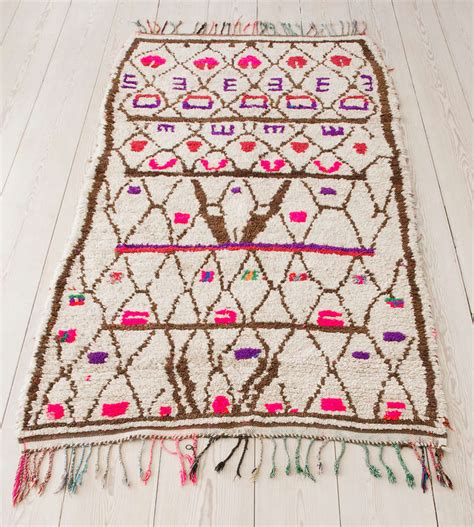Moroccan Rug Prices by Moroccan Vintage Berber Ourika Rug At 1stdibs