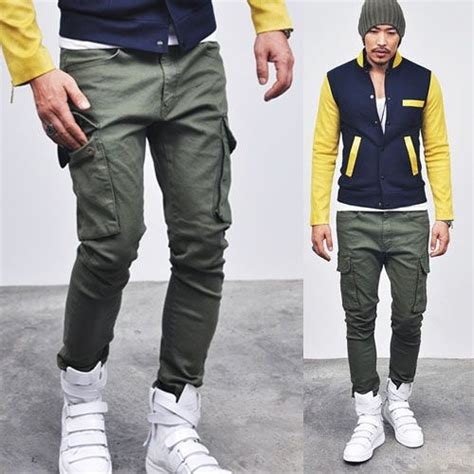 Celana Cargo Kendy must spandex baggy cargo 41 fashionisto high tops jackets and sneakers
