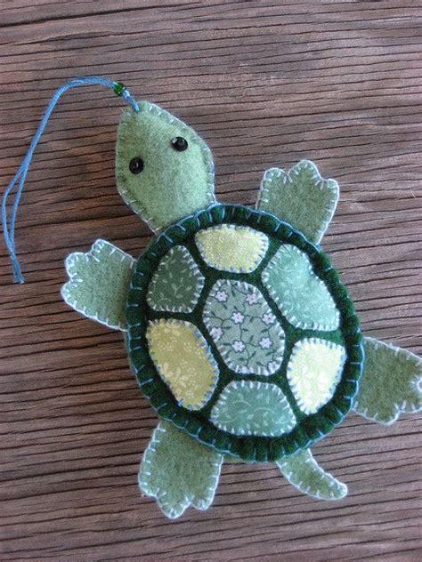 Handmade Felt Craft Patterns - handmade turtle craft inspiration flickr handmade