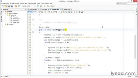 php tutorial for java developers solution pizza ordering app
