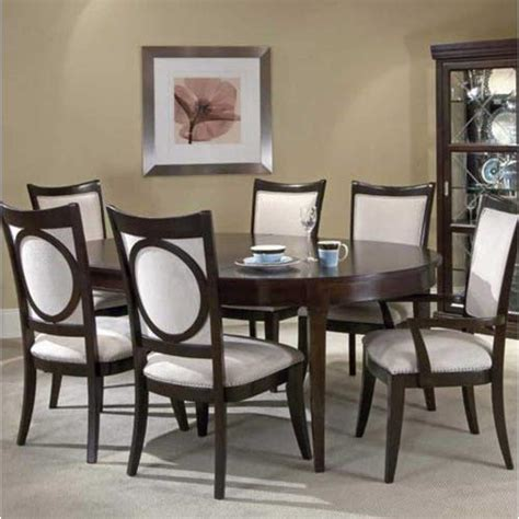 amazon dining table set amazon com affinity leg table dining room set by broyhill