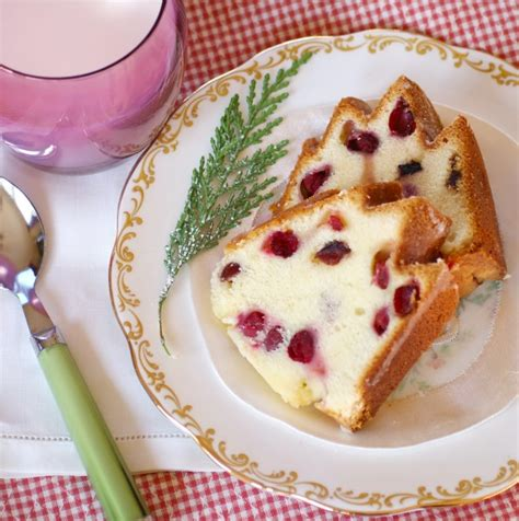 cranberry almond pound cake best cheap healthy christmas party food recipe diy craft