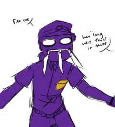 Vincent five nights at freddy s fnaf purpleguy vincent fnaf purple