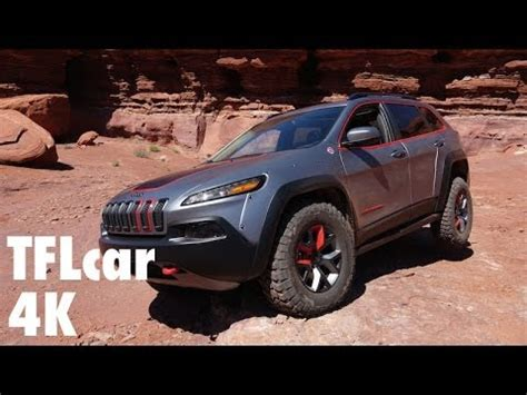 jeep cherokee dakar 2014 jeep cherokee trailhawk dakar concept on hell s re