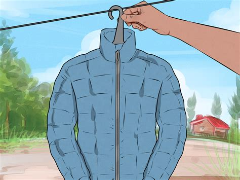 Clean A by 4 Ways To Clean A Jacket Wikihow