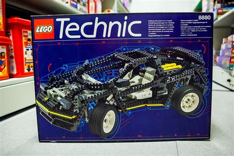 Lego Technic Auto by Lego Technic Supercars 1970 1999 First Drive M 233 Xico