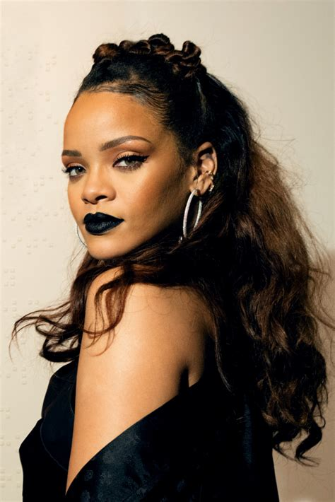 Images Of Rihanna Hairstyles by Rihanna Hairstyles For Rihanna Curly