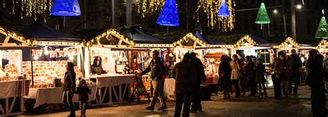 shop at charlotte christmas village two new shopping events uptown this year poptopia