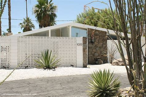 besser block wall palm springs palm springs architecture breeze blocks pinterest mid