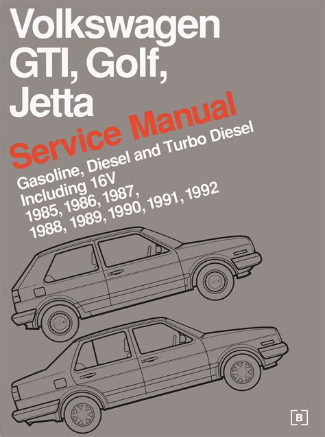 download car manuals pdf free 1986 volkswagen type 2 regenerative braking front cover vw volkswagen repair manual gti golf jetta 1985 1992 bentley publishers