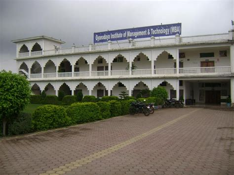 Institute Of Technology Mba Ranking by Gyanodaya Institute Of Management Technology Neemuch