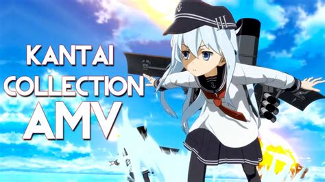 hibiki boat amv kantai collection kancolle the first real battle