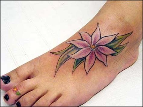 latest and unique pictures of ankle tattoos for women 009
