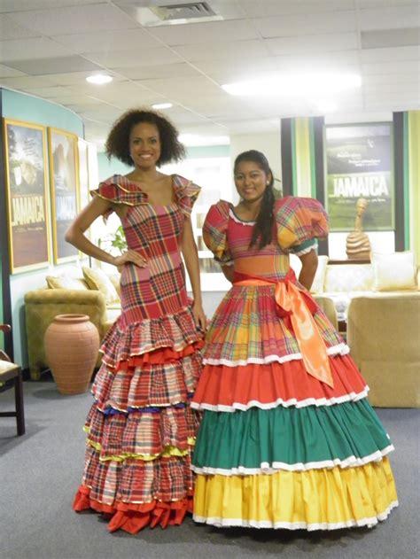 jamaican cultural dresses tropical culture