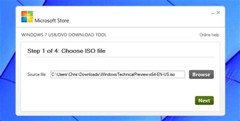 cara membuat bootable windows 7 di usb cara mudah install windows 10 preview dual boot dengan