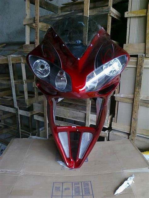 Visor R By Inline Variasi jual accessories motor grosir accessories variasi helm