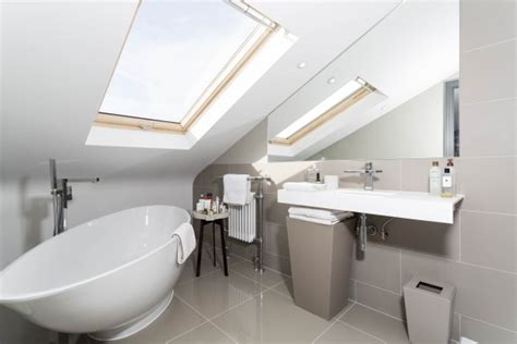 how to make an ensuite in a bedroom making the most of a small bathroom in a loft simply loft
