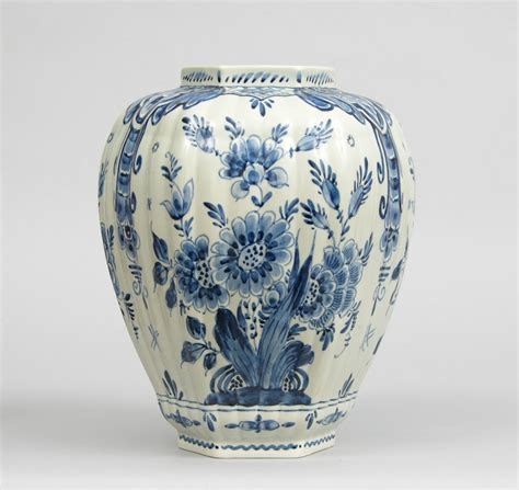 Delft Vases by Delft Vase Netherlands Circa 20th Century 11 18 05