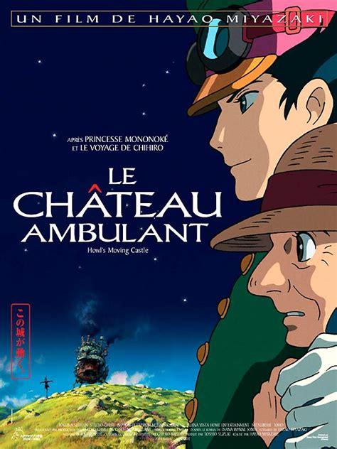 film ghibli streaming le ch 226 teau ambulant film 2004 allocin 233
